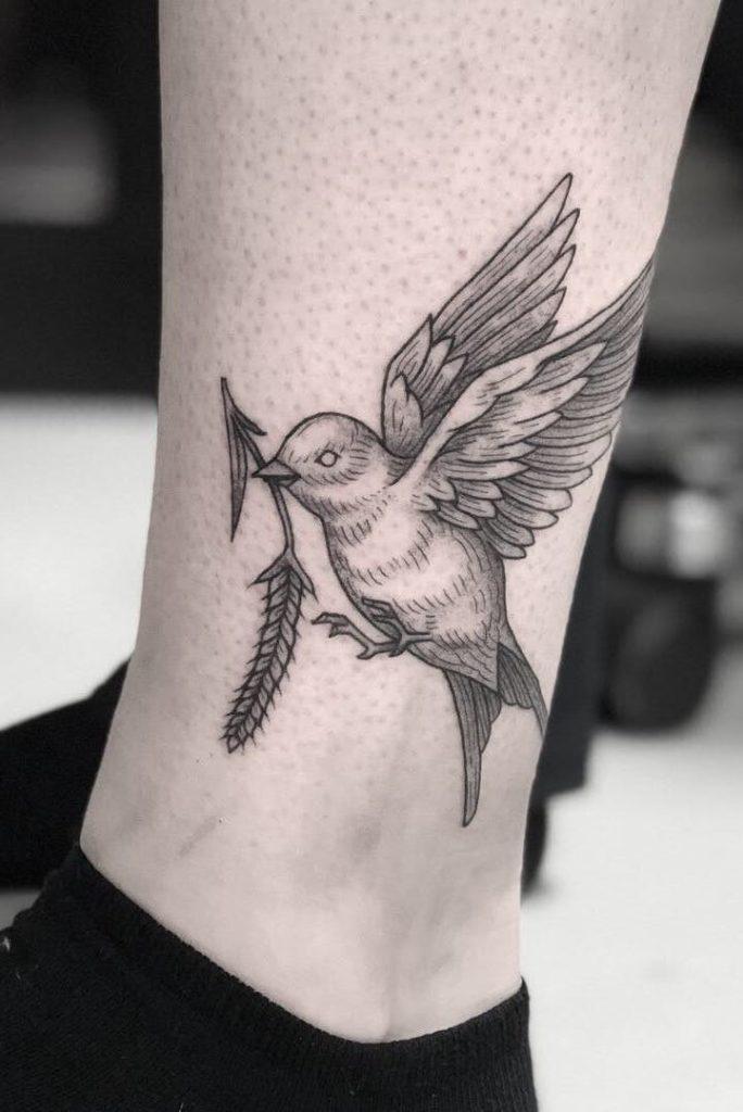 Schwalbe Tattoo