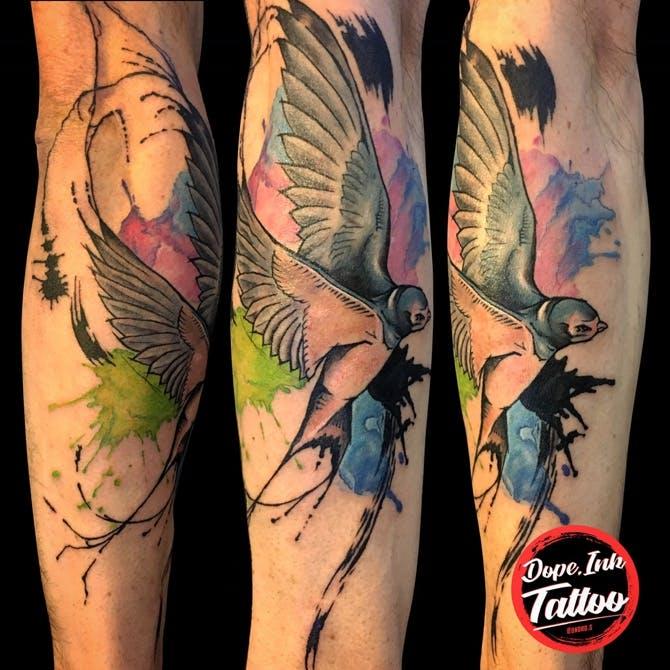 Wofur Steht Eigentlich Ein Schwalben Tattoo