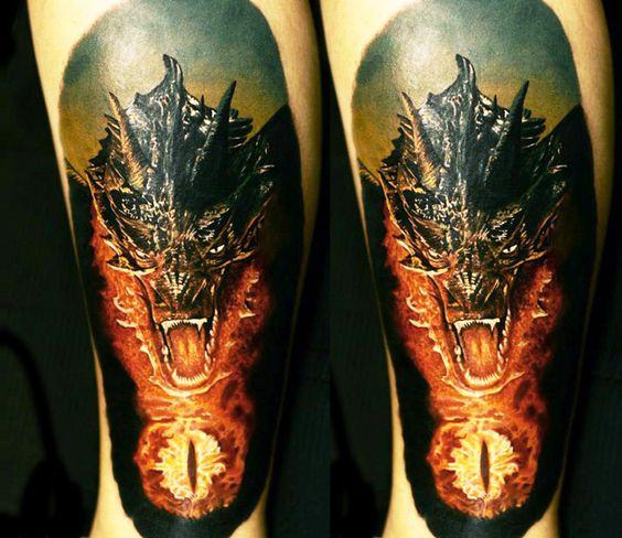 Bedeutung tattoo keltischer drache Krafttier Drache