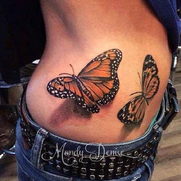 Schmetterling wofür steht tattoo ein Tattoos mit