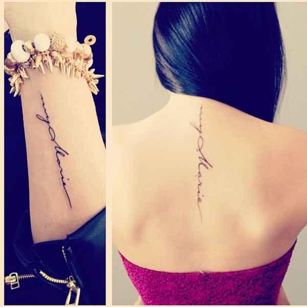 Tattoos Für Meine Tochter Tattoo Ideen Für Mütter Und Töchter