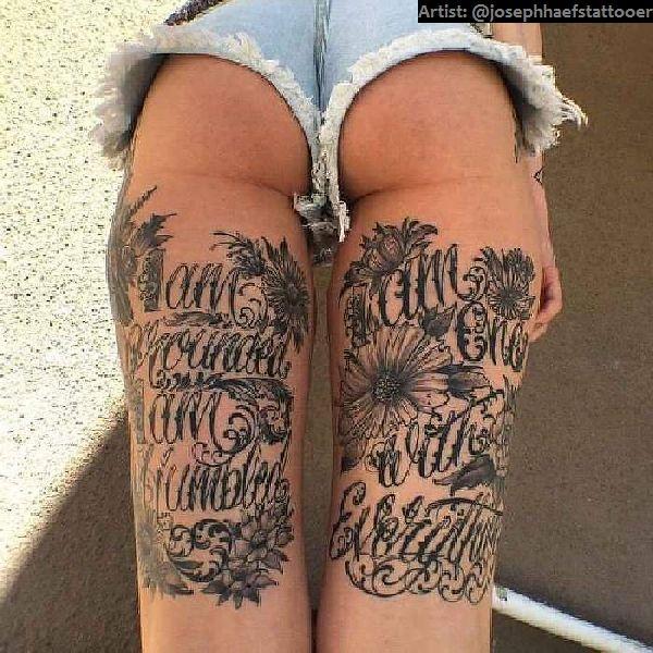 Frauen tattos