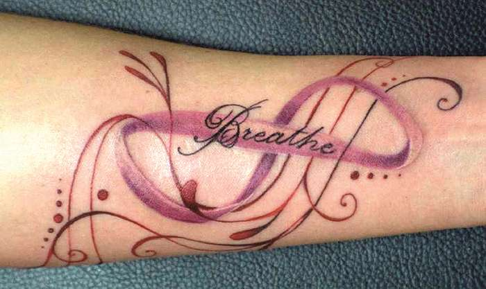 Für immer zeichen tattoo