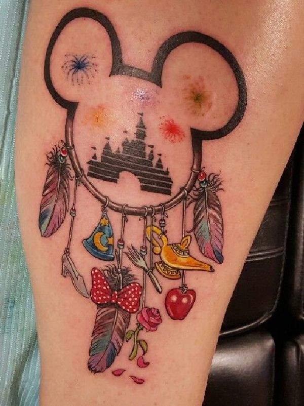 Zauberhafte Disney Tattoos Tattoo Spirit