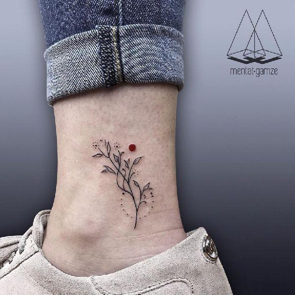 The Red Dots Mit Mentat Gamze Tattoo Spirit
