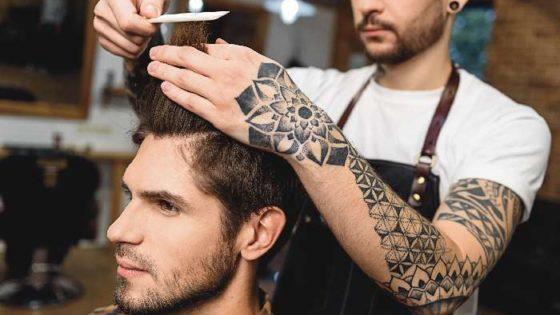 Tattoo, Idee, Männlich, Arm, Ornament, Mandala
