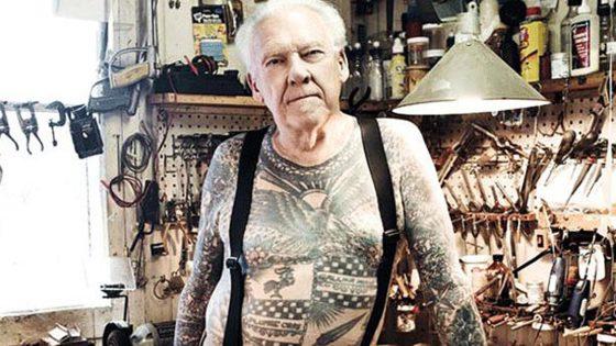Tattoo, Idee, Oberkörper, Männlich Tätowierer