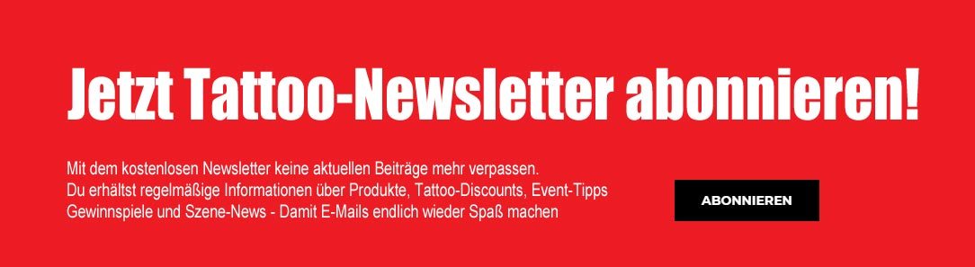 Tattoo-Spirit Newsletter