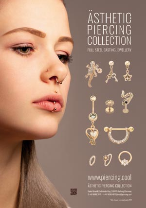 Ästhetic Piercing Collection – Scout 71
