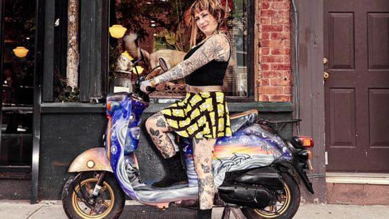 Tattoo, Idee, Weiblich, Arm, Bein