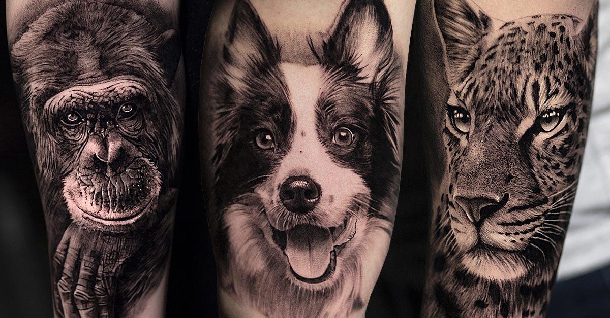 Tattoo, Idee, Realistic,