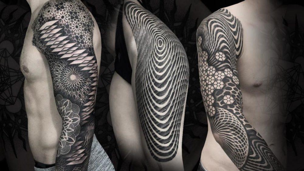 Tattoo, Idee, Arm, Ornament