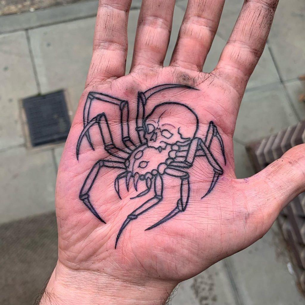 Handflächen Tattoos: Ja? Nein? Vielleicht? - Tattoo Spirit