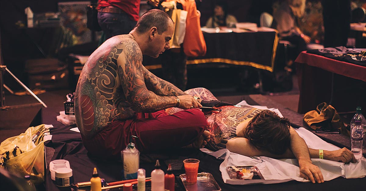 tattoo convention wuppertal 2019