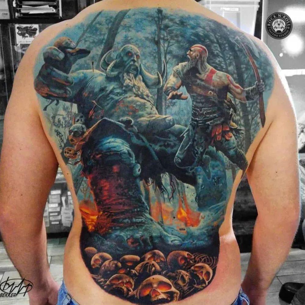 Rücken männer kleine tattoos 50 kleine