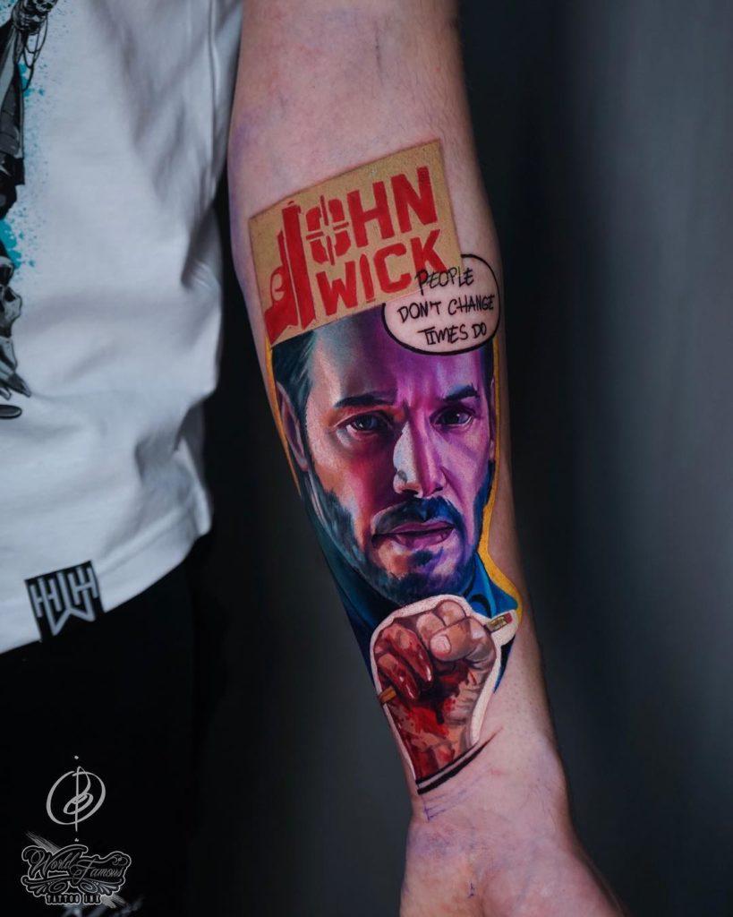 Und tattoo kraft hoffnung Tattoos: Diese