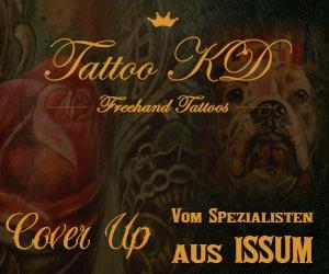Tattoo KD – Issum – 300×250