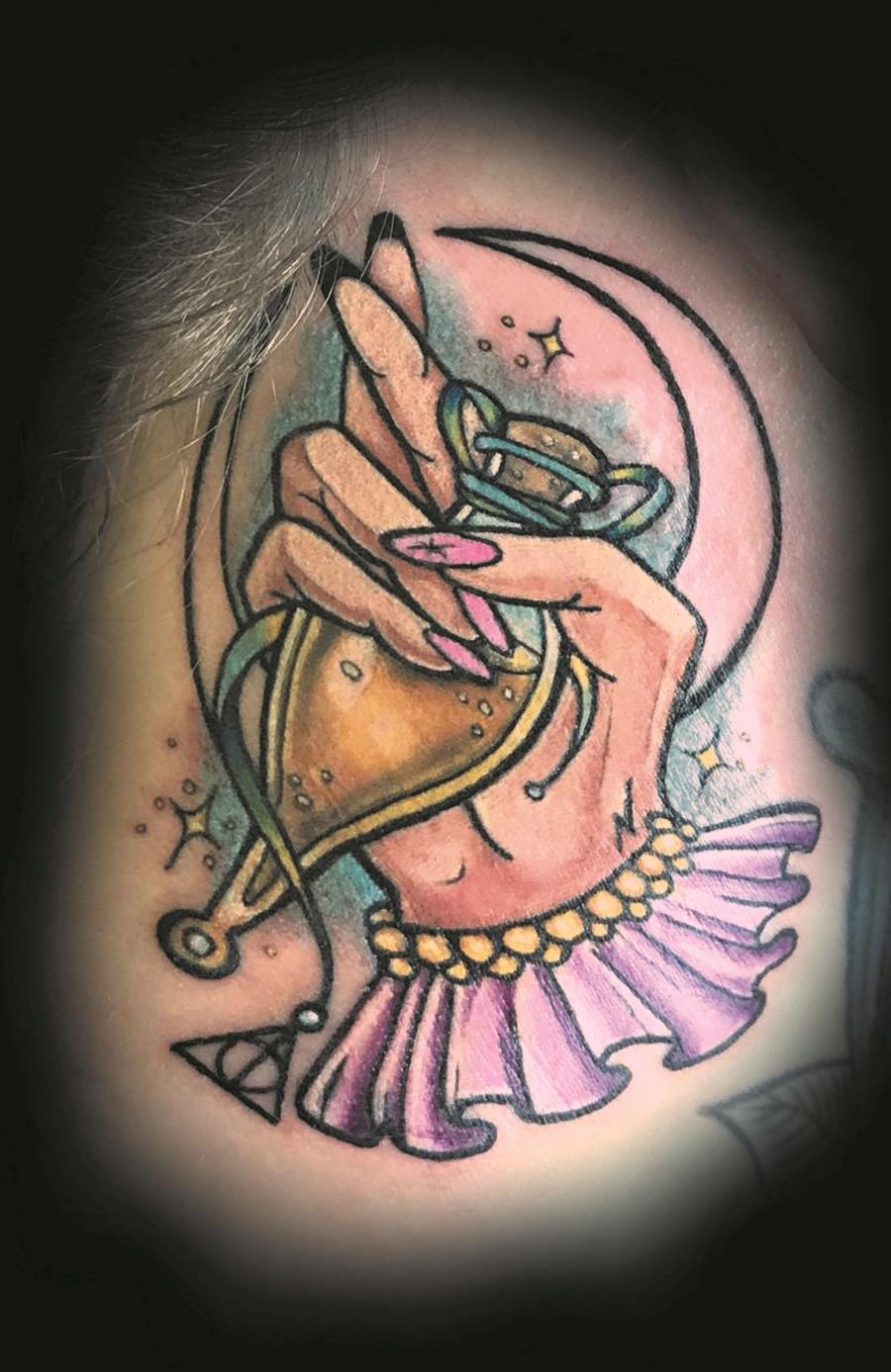 Tattoo Schwerin