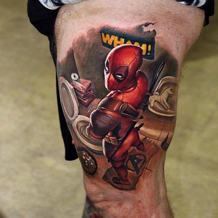 Tattoos männer ▷ Armband
