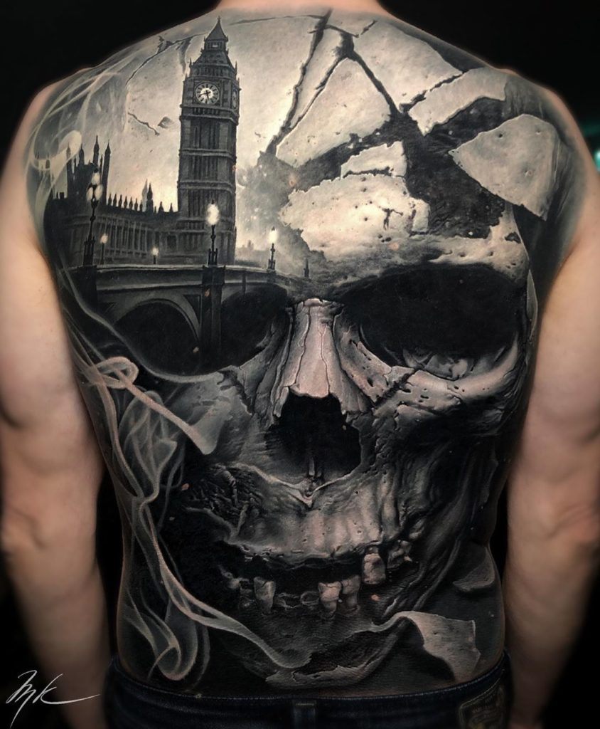 Männer tattoos motive für Tattoo Arm