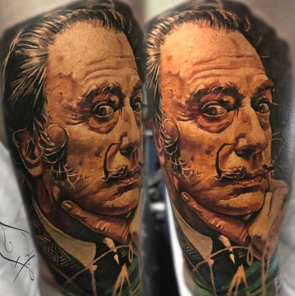 Tattoo Spanien