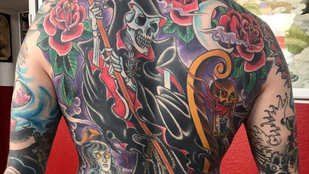 The Sinner and the Saint in Aachen – Tattoo Spirit