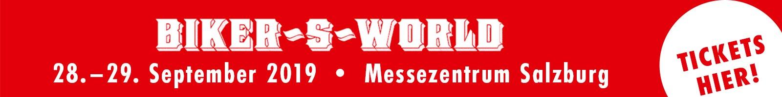 Bikers World Messe Salzburg 1600×200